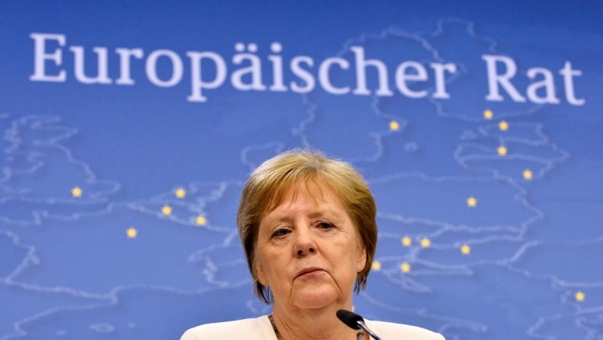 """""""Бунтът на зайците"""" срещу плана на Меркел за разпределение на постовете в ЕС"""