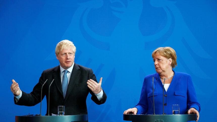 Меркел, Джонсън и Макрон са против връщане на Русия в Г-7