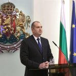 Президентът Радев се срещна с американския посланик
