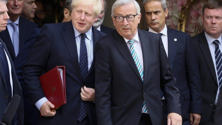 Юнкер: Има сделка за Брекзит