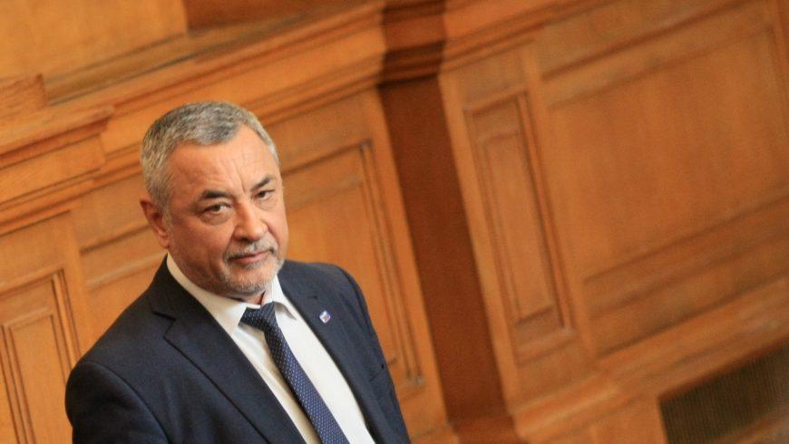 Депутатите от НФСБ ще решават дали да подкрепят Цацаров за шеф на КПКОНПИ