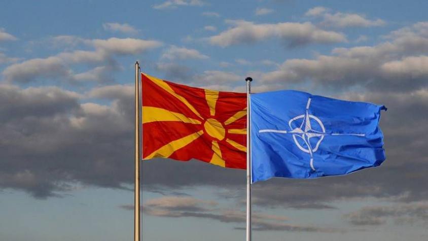 САЩ ратифицираха приемането на Северна Македония в НАТО