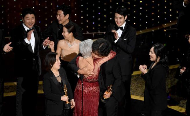 Политически акценти при връчването на Оскарите